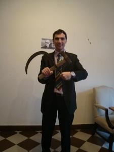 ArmComedian Sergey Sargsyan