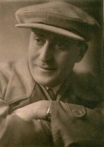 Armenian filmmaker Amo Bek-Nazaryan in the 1920s.
