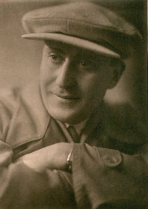 Armenian filmmaker Amo Bek-Nazaryan in the 1920s.