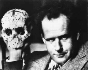 "Sergei Eisenstein, the ""mad genius"" of Soviet film."