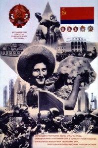 Georgia SSR 1980s