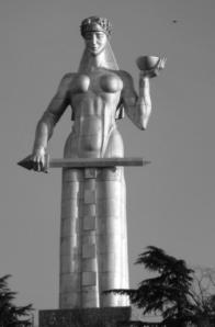Tbilisi mom