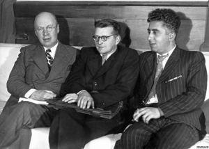 Prokofiev, Shostakovich, and Khachaturyan
