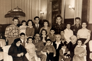 Mikoyan and Family