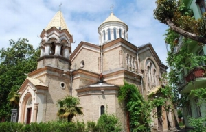 St. Savior Armenian Church, Batumi (Batumi Online)