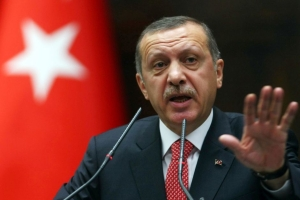 Turkish President Recep Tayyip Erdoğan (AFP / Adem Altan)