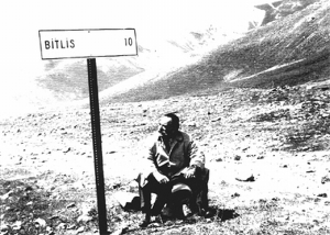 William Saroyan in Bitlis
