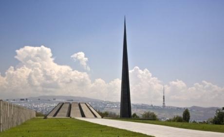 Tsitsernakaberd Memorial